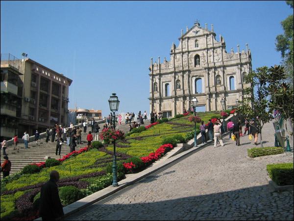聖ポール天主堂跡の画像 p1_5